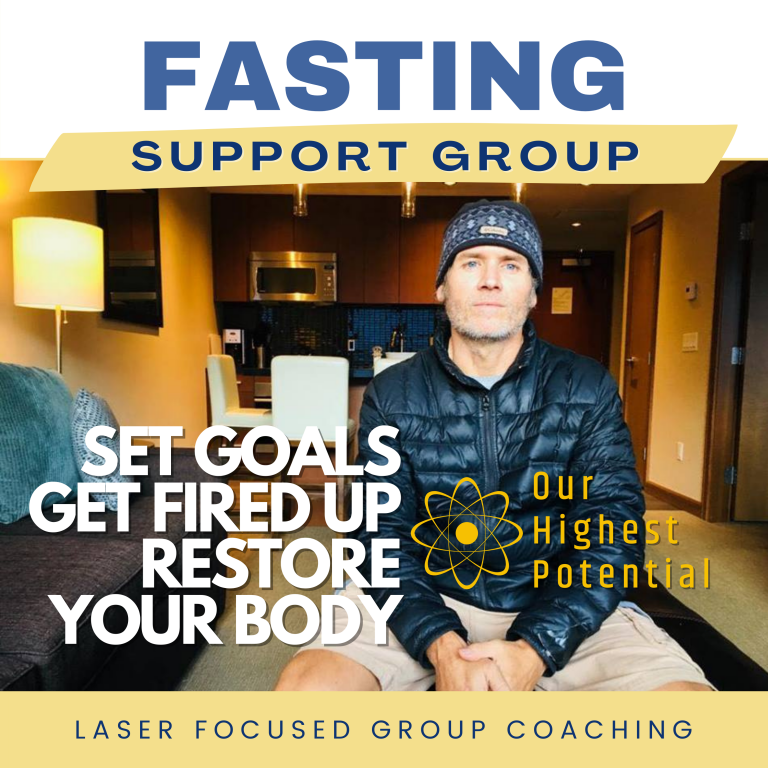 #12 September 21 2021 – Fasting Support Call