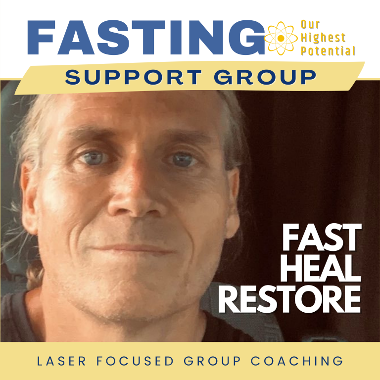 #2 July 30 2021 – Fasting Support Call