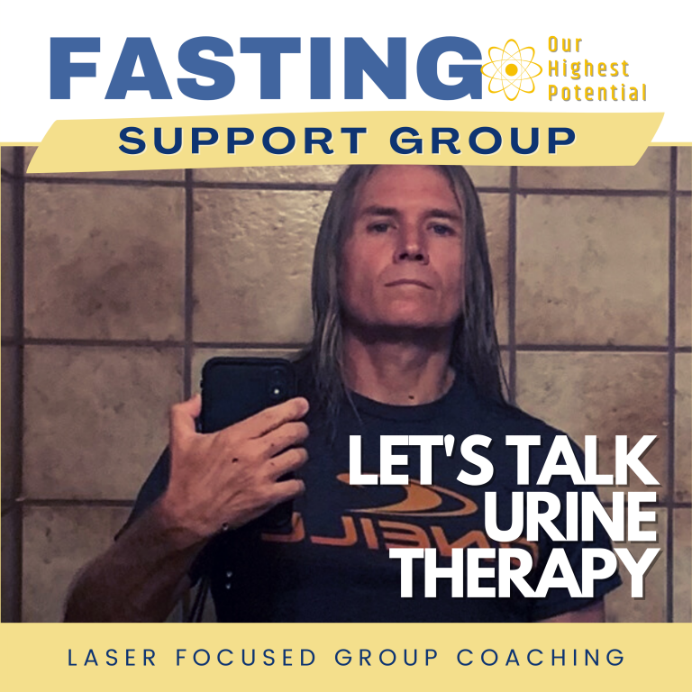 #1 July 11 2021 – Fasting Support Group Call